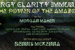 Energy Clarity Immunity: The Power of the Amazon – Online Interactive